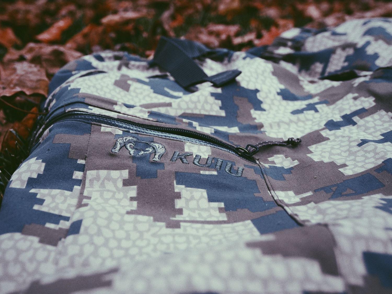hunting rain gear material