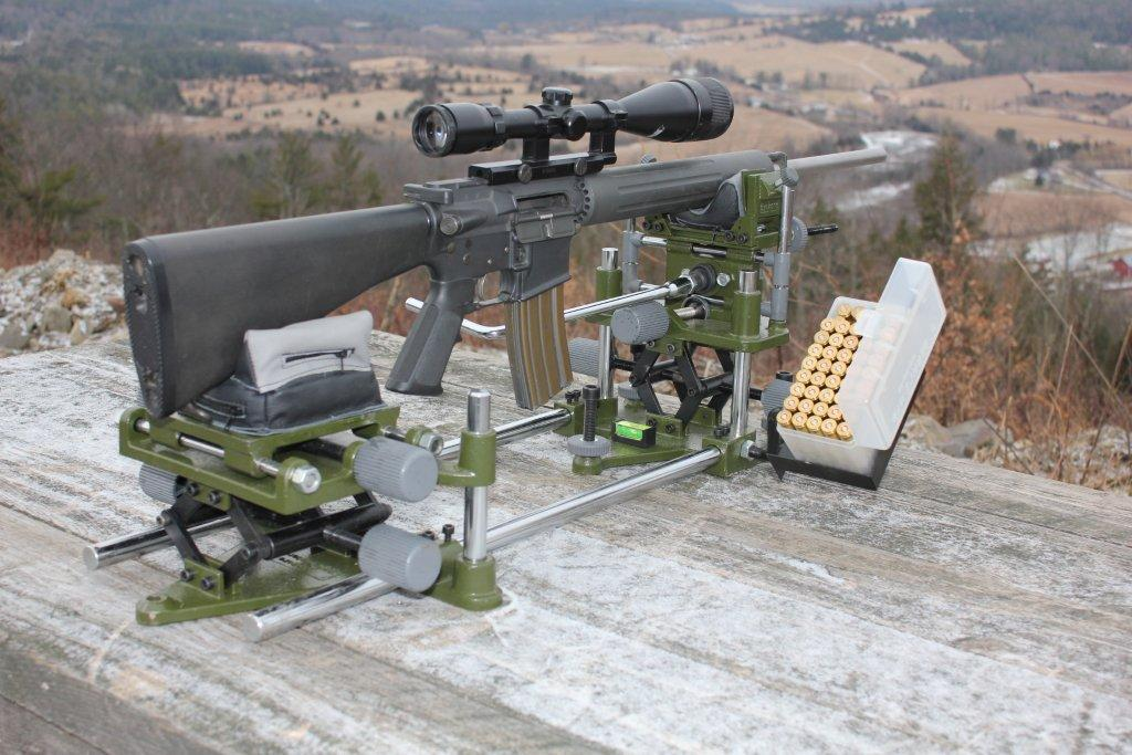 Shooting Rest from Benchrest