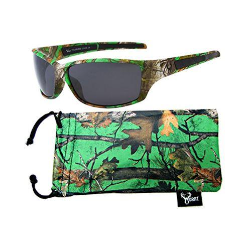 2bec3dda793 1. Hornz Brown Forrest Camo sunglasses represent hunters ...