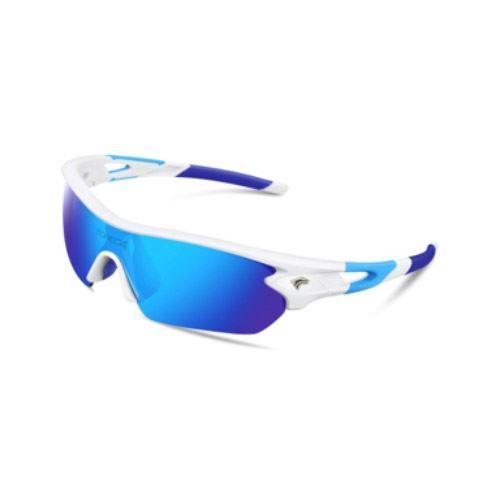 54ba3a7163b Torege Polarized Sports Sunglasses – 5 Interchangeable Lenses