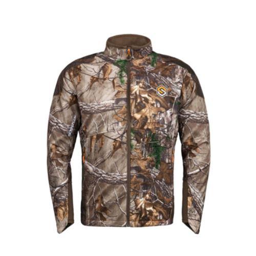 4c298198 ScentLok Men's Full Season TAKTIX Hunting Jacket – Fights Odor, Warms Body  Up And Provides Abrasion-Resistant Panels