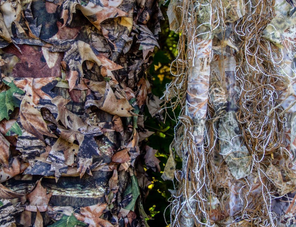 3d camouflage netting
