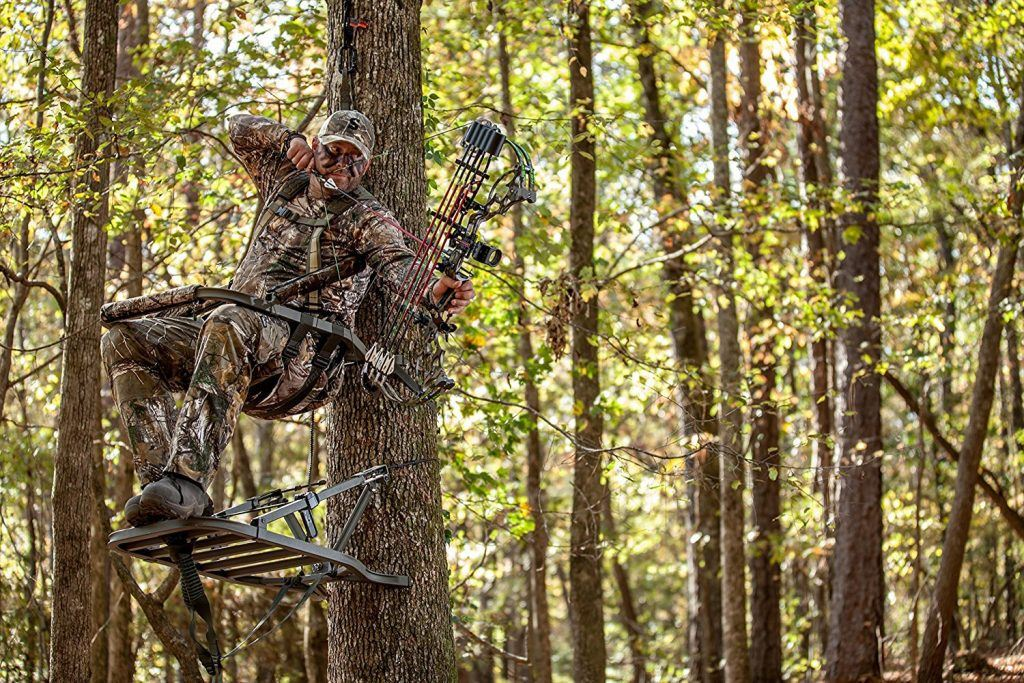 Tree Stand Concealment Tips