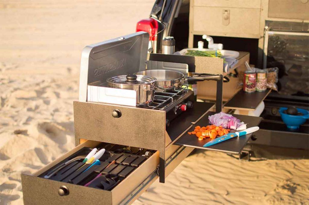 kitchen gear for camping