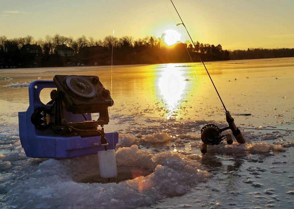 Ice Fishing Tips and Tactics Conclusion