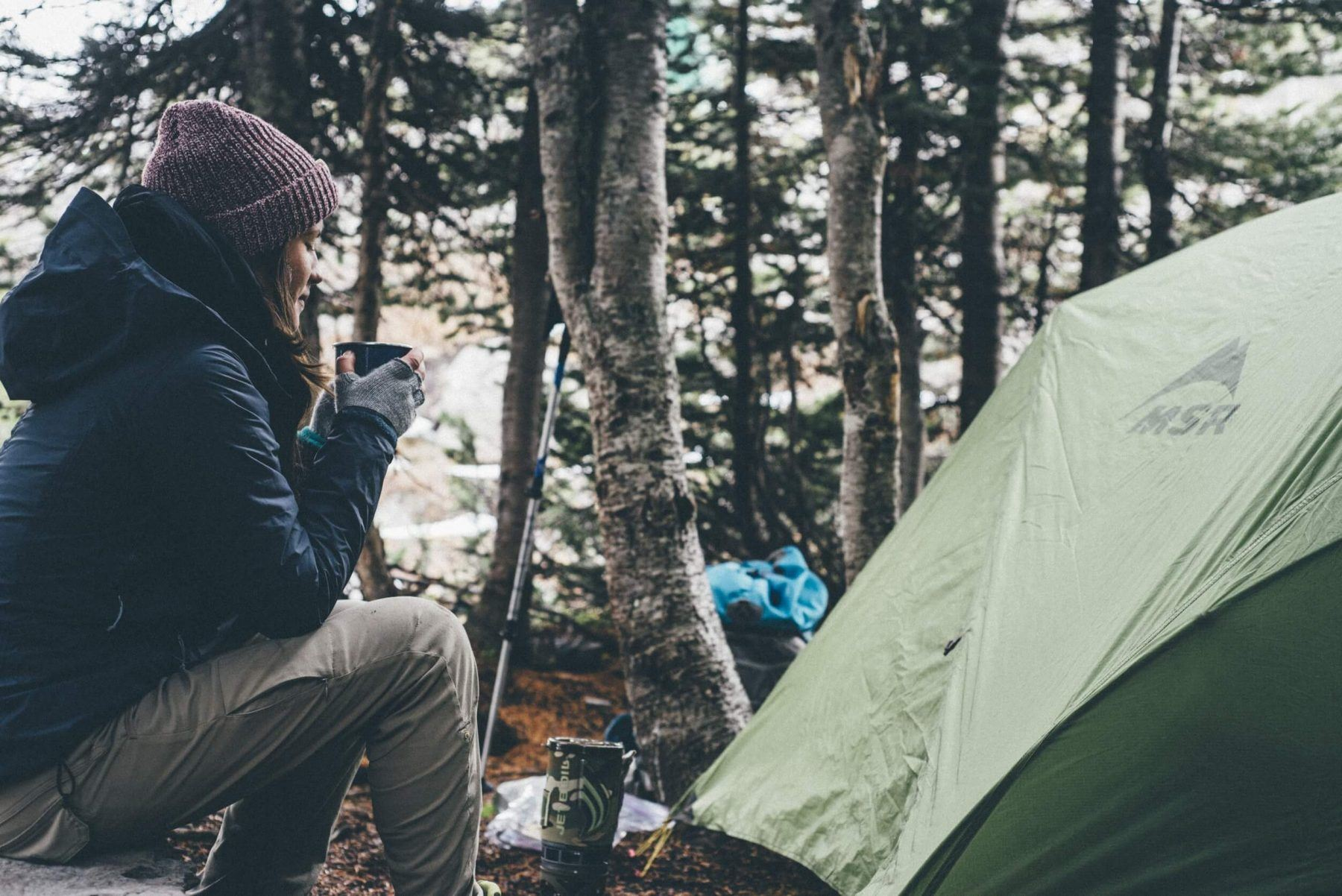 How to Prepare for camping alone