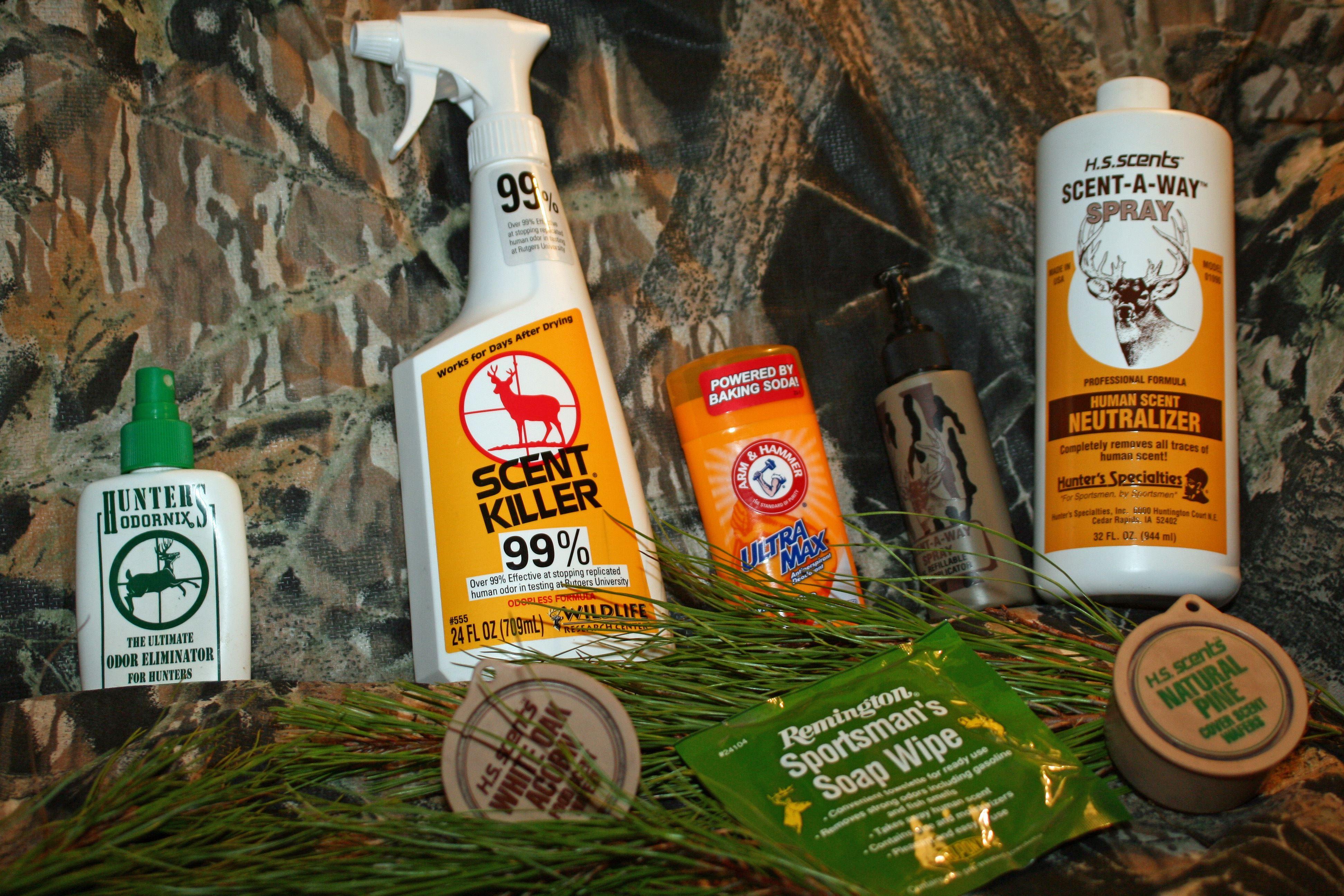 Eliminate Your Human Odor for Deer Hunting