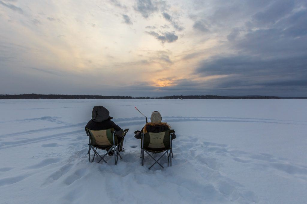 Benefits of Fishing in the Winter