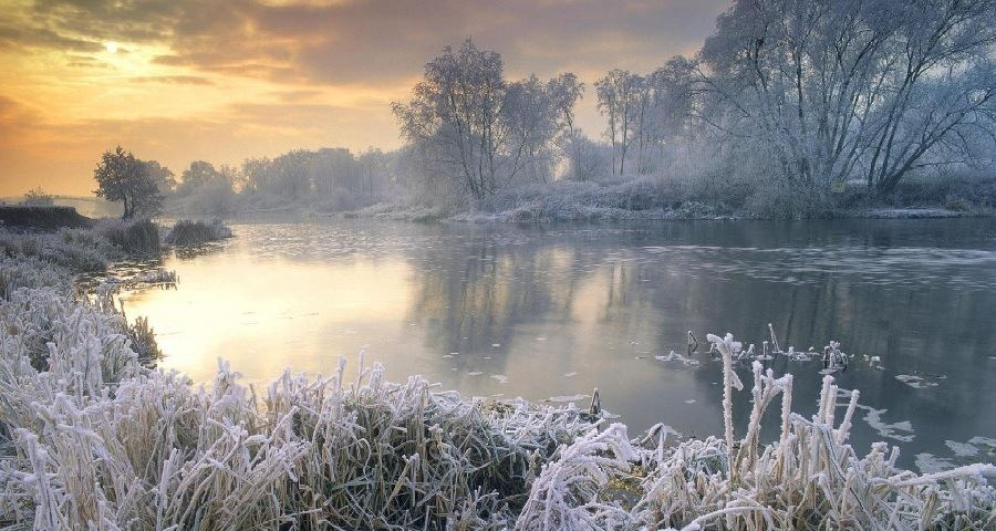 Choose a Good Location for Winter Fishing