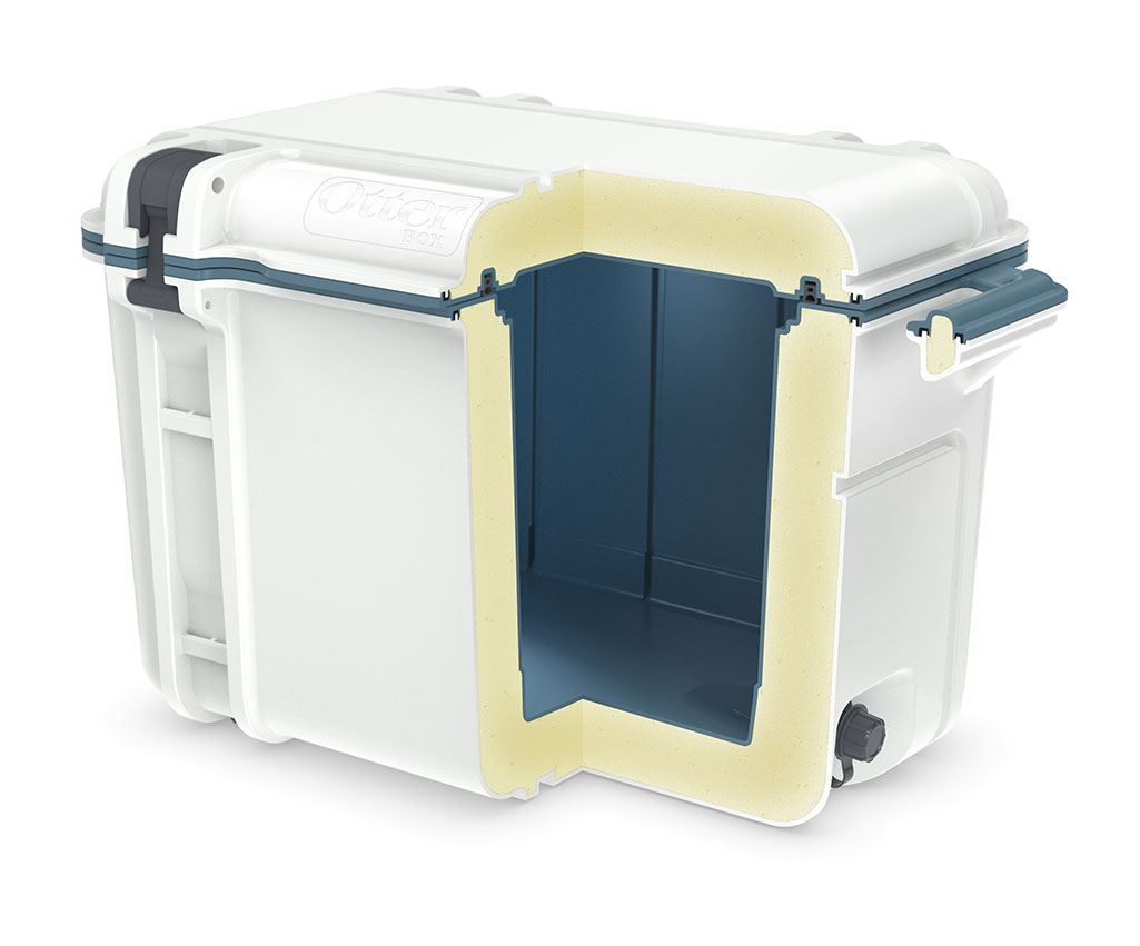 Camping coolers Material