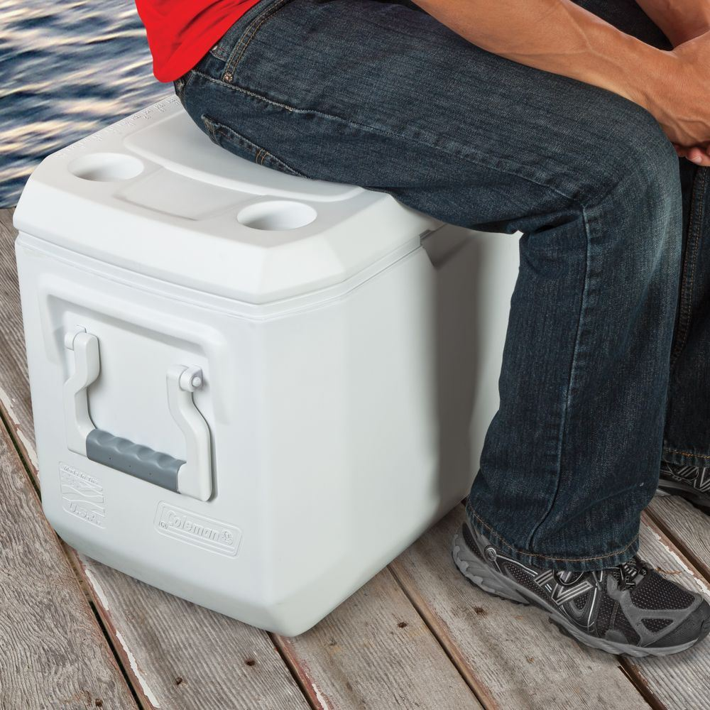 Durable materials of marine cooler
