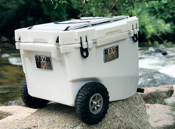 High-End (Rotomolded) Cooler