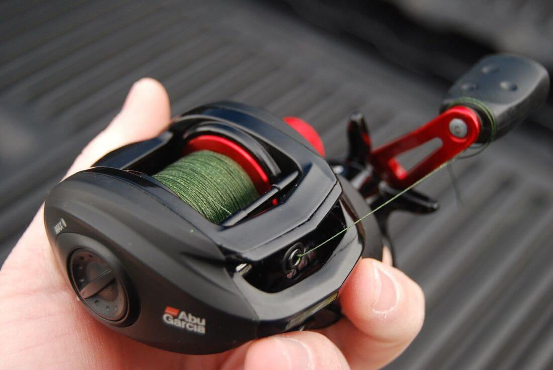 braided fishing line advantages