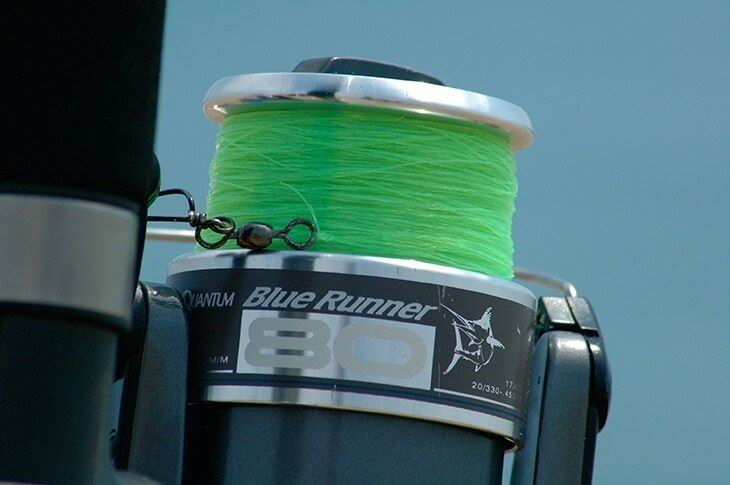 braided fishing line disadvantages