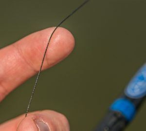 braided fishing line extensibility
