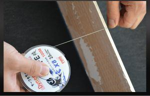 braided fishing line strength