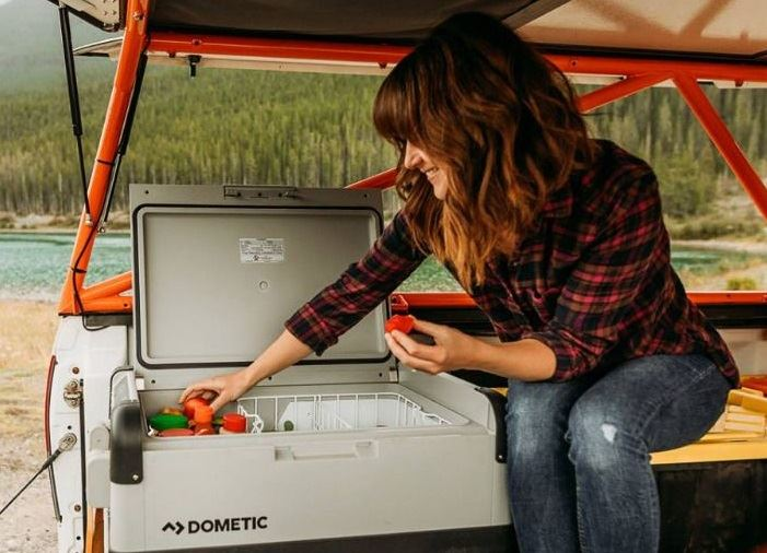 camping coolers ease of access