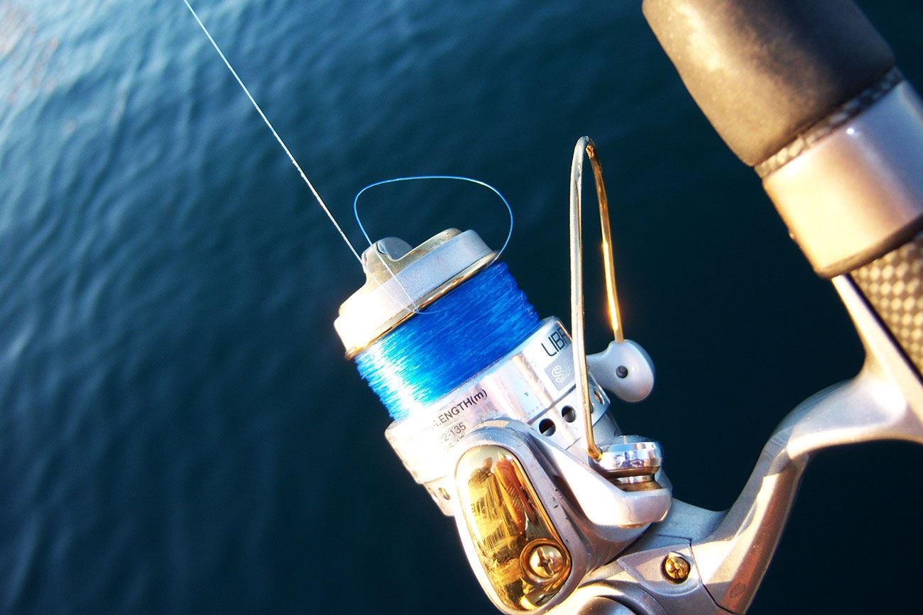 disadvantages of a monofilament fishing line