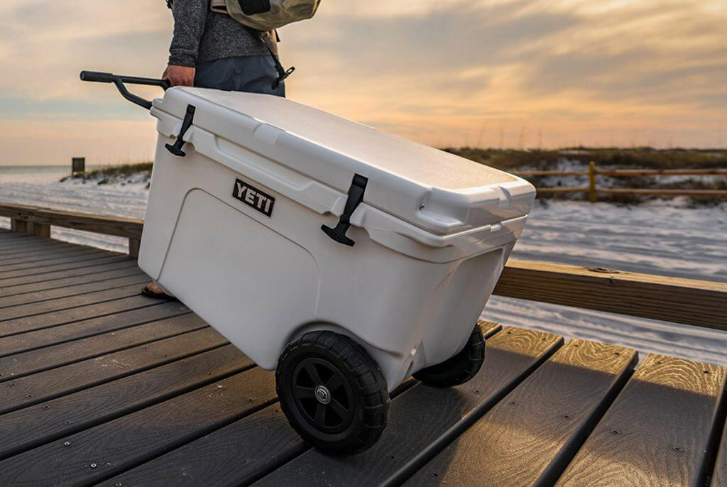 how to choose a wheeled coolers