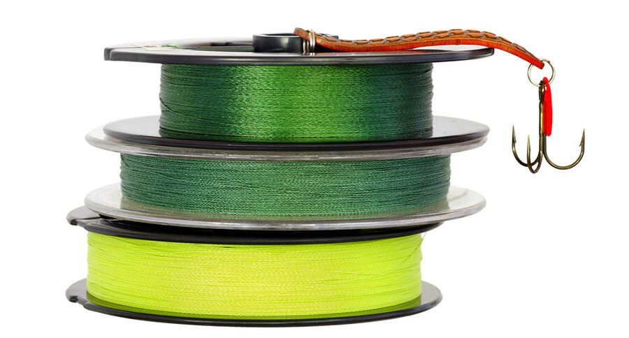 how to choose braided fishing line