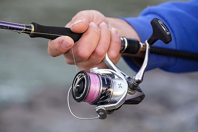 Brand reliability of ultralight spinning reels