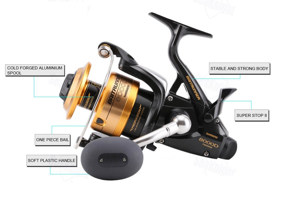 Saltwater Spinning Reel material