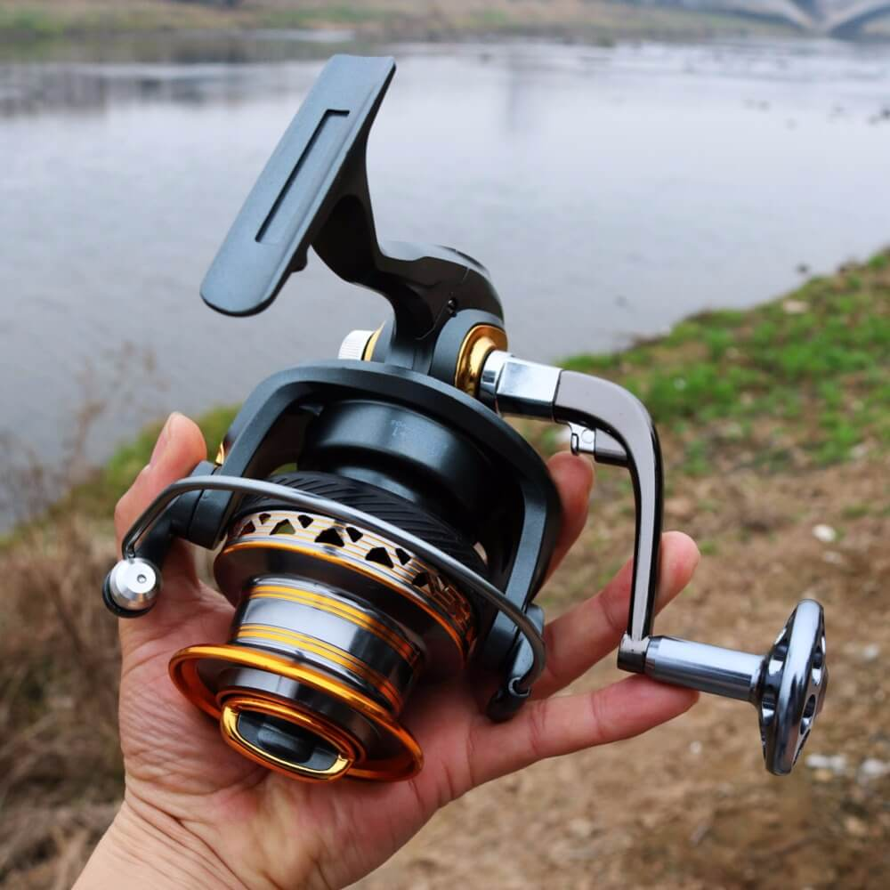 Saltwater Spinning Reel weight