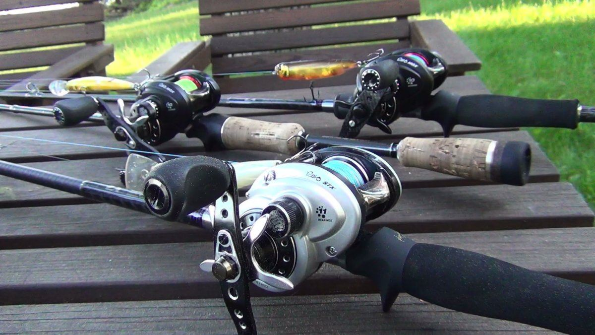 Which baitcasting reel to select