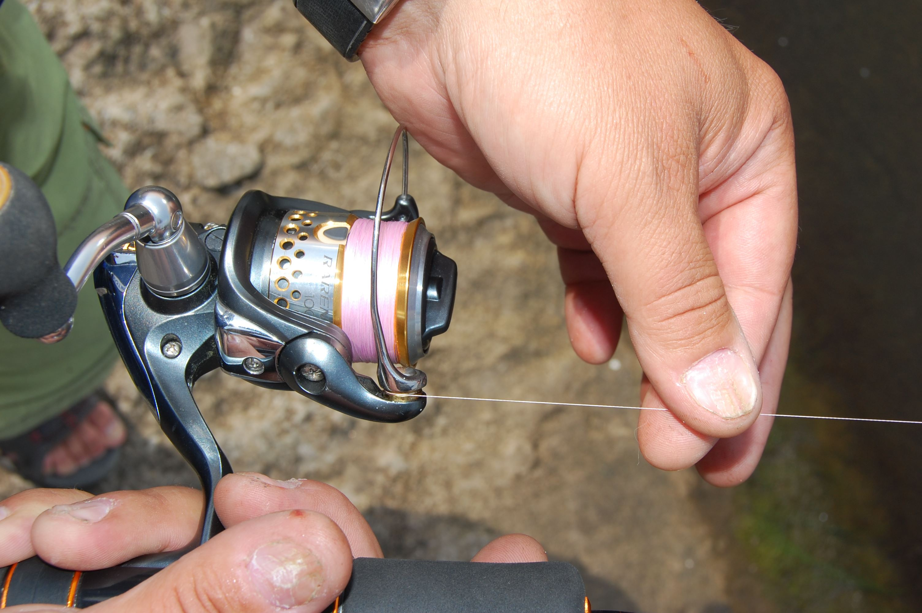 other important features of ultralight spinning reels
