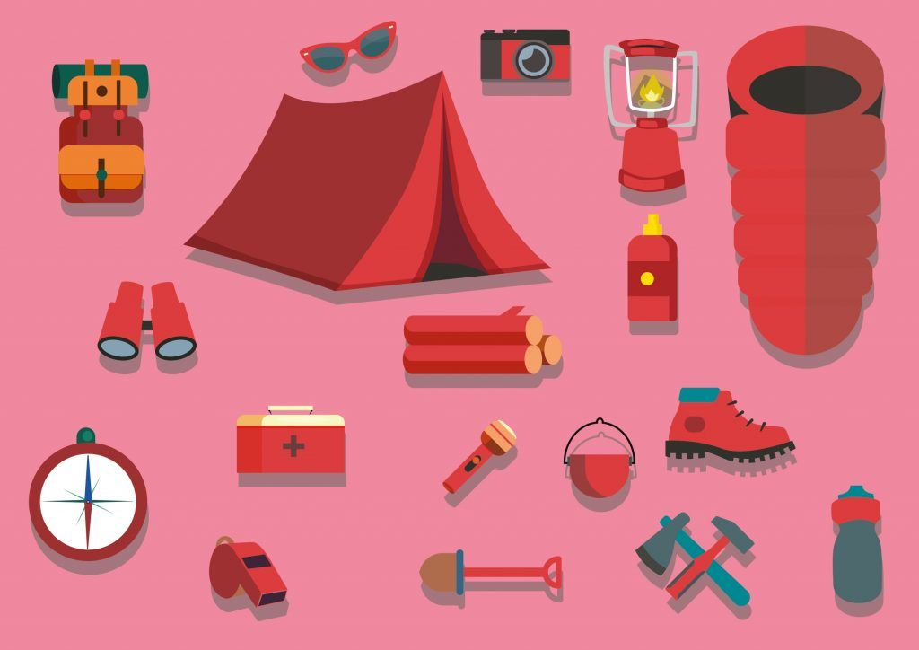 List of Backpacking Necessities