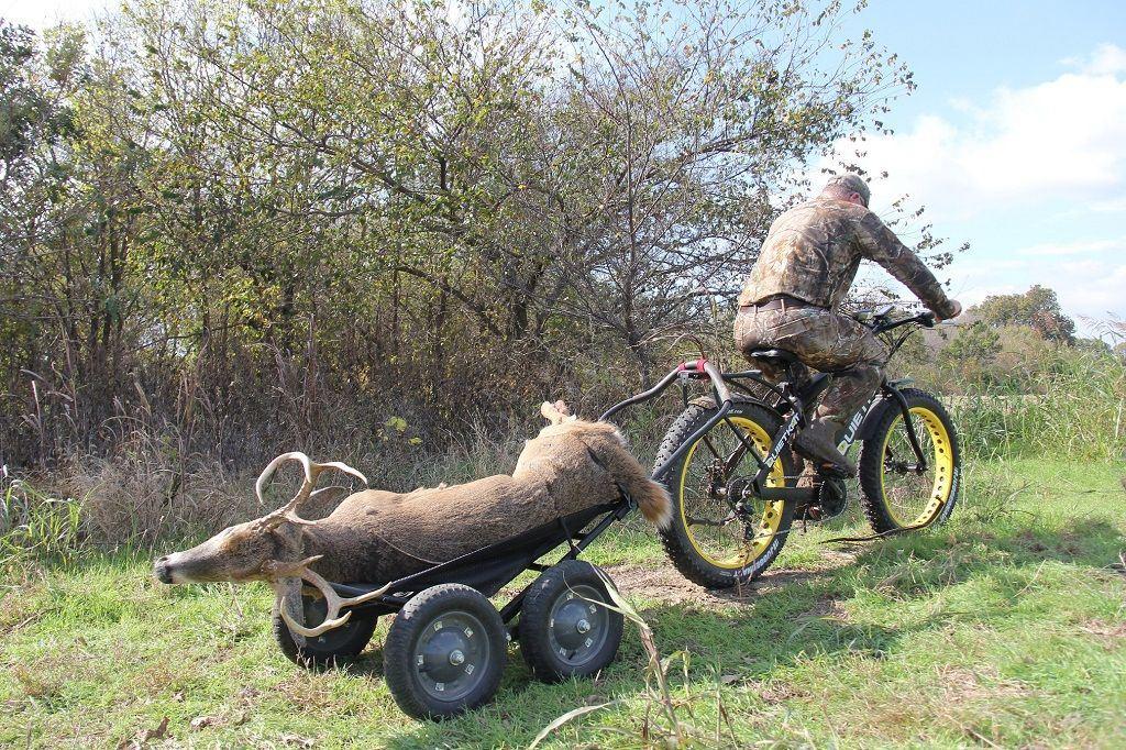Advantages of Using a Deer Cart