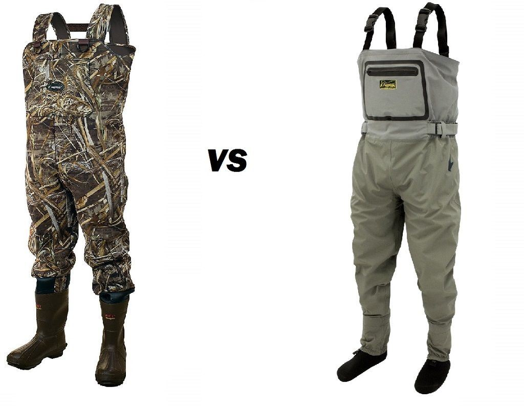 Are Bootfoot Waders Better Than Stockingfoots