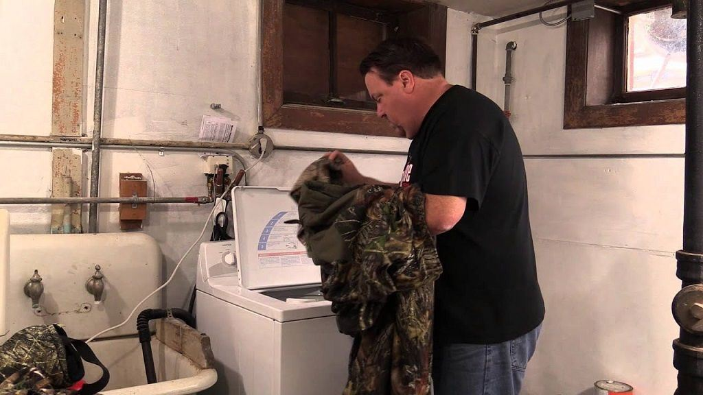 How to wash Hunting Pants