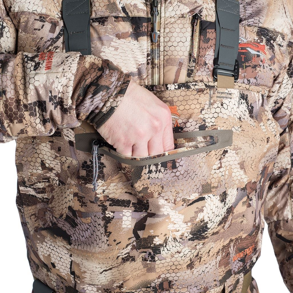 Hunting Bibs material