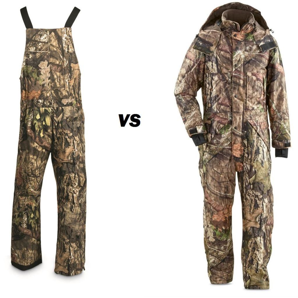 What Is Better Hunting Coveralls or Bibs