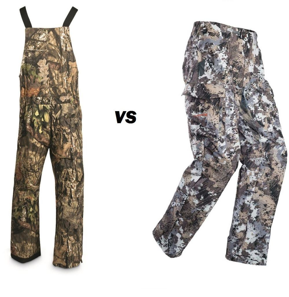 What Is Better Hunting Pants or Bibs
