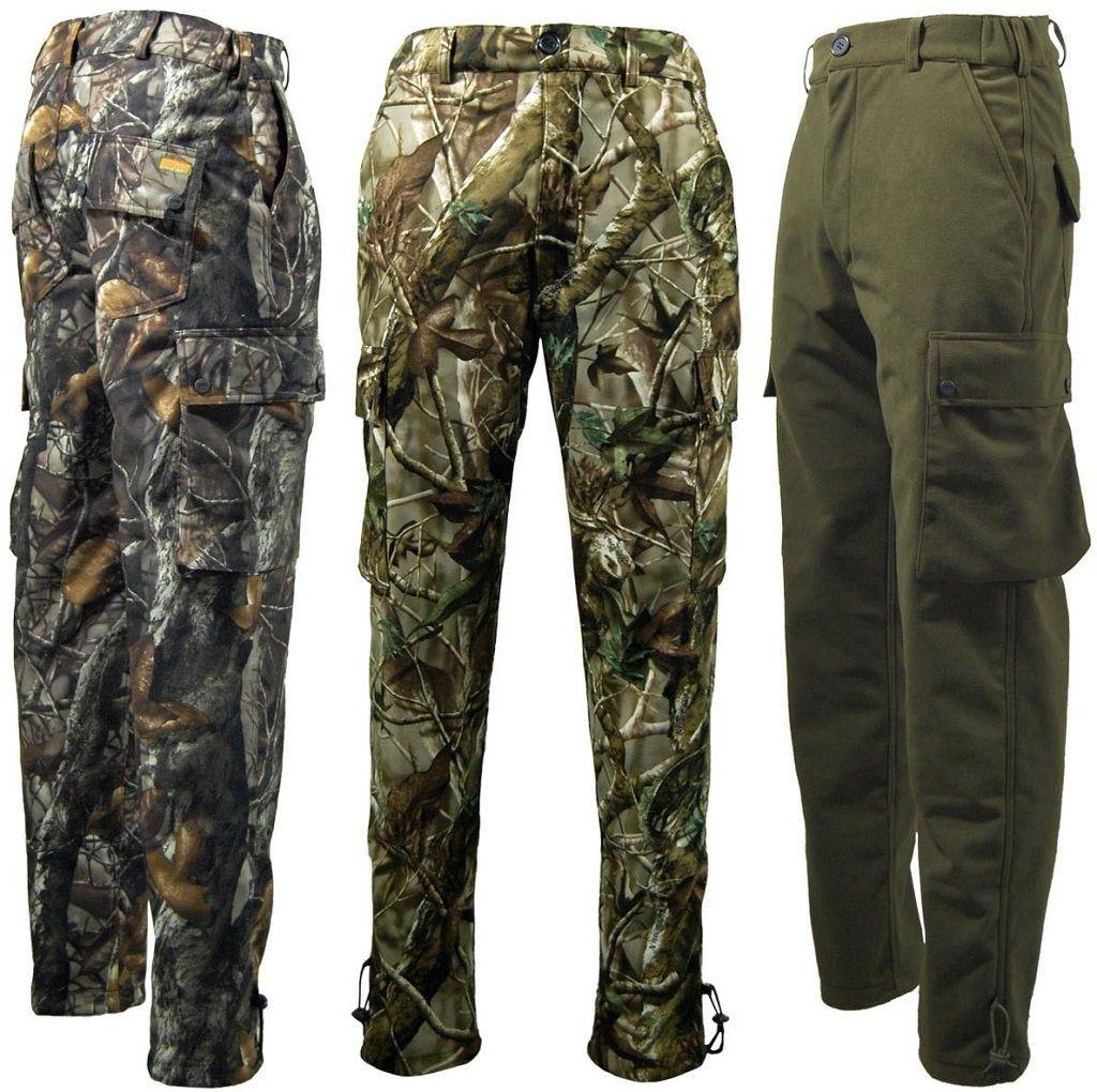 Winter Hunting Pants