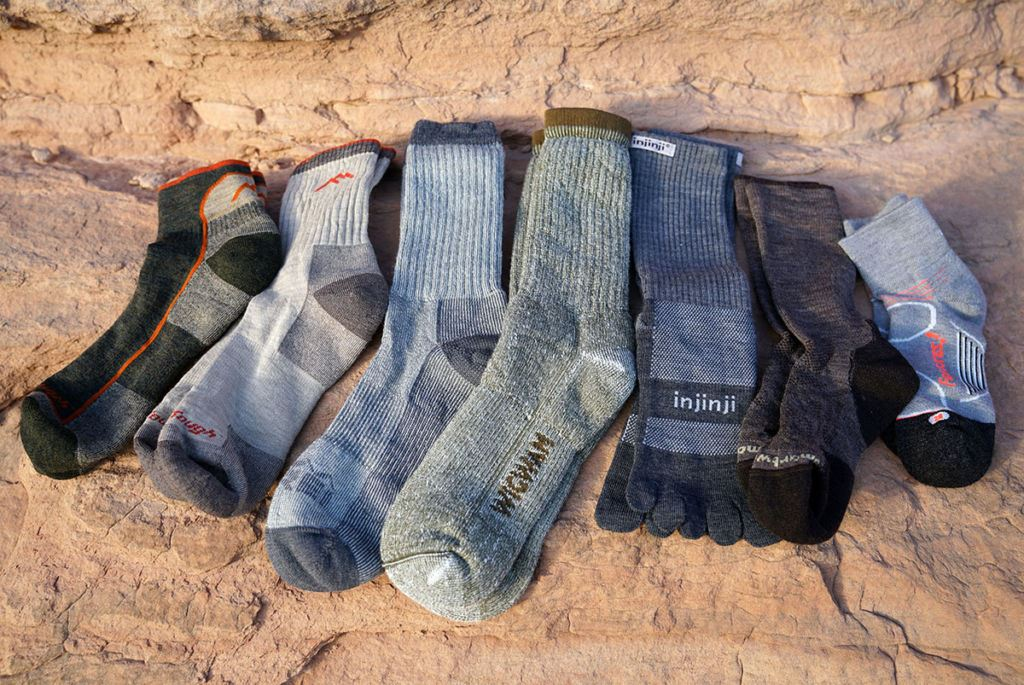 What Materials Are Used in Hunting Socks