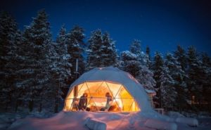 Glamping Scenic Domes