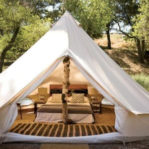 Glamping Sleeping Arrangements